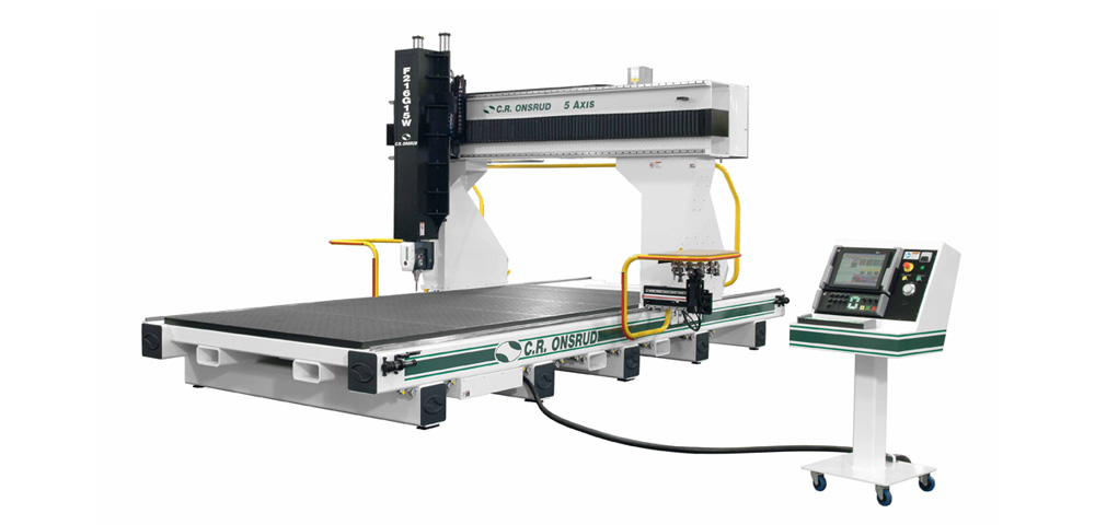 5-axis CNC Router Pro Series