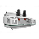 Right Side View of F148HM50H2 Hybrid Mill Dual Process CNC Machining Center